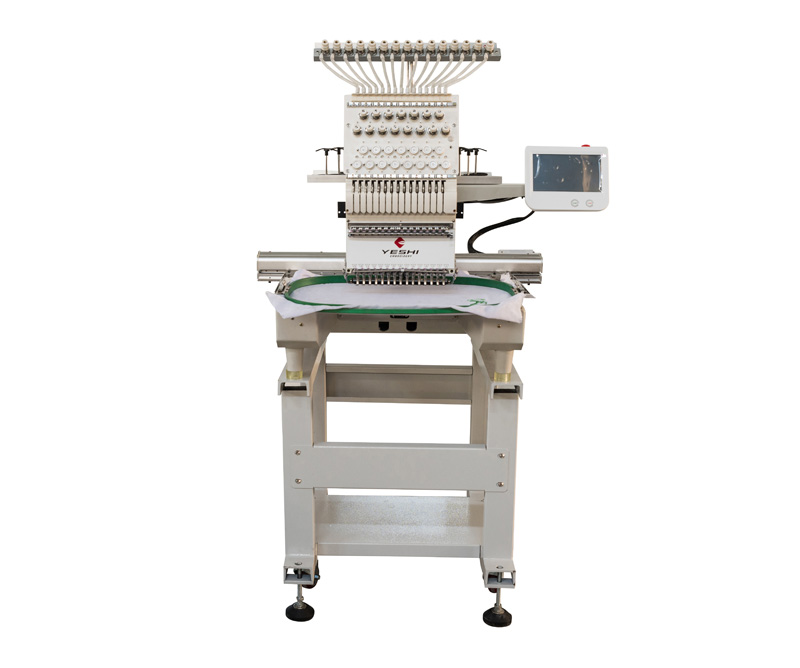 Single head embroidery machine YSCT-1501