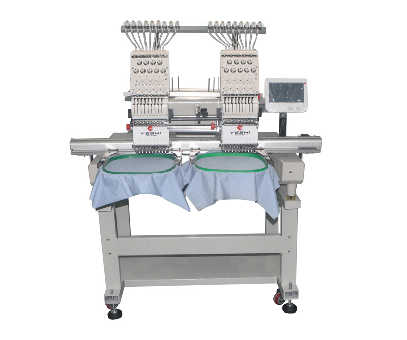 Double head embroidery machine YSCT902
