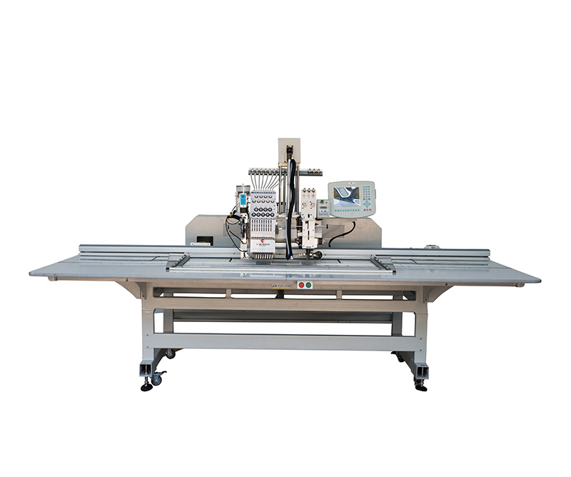 Single head adding device embroidery machine YSFBLC901