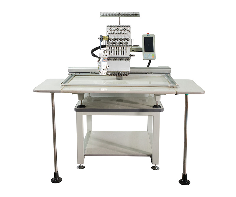Single head adding device embroidery machine YSFSC1201