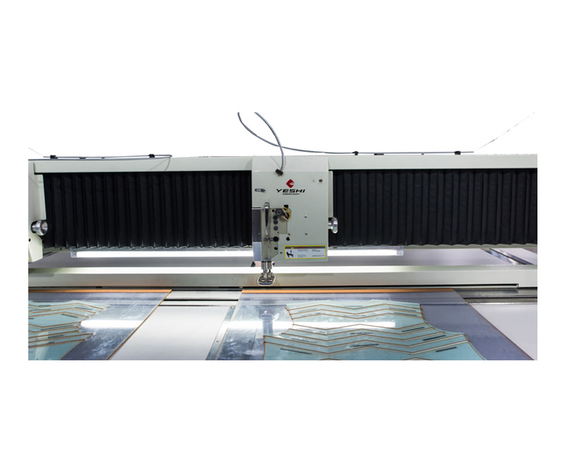 High-speed embroidery machine range and features