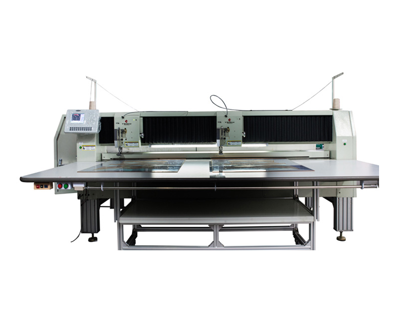 Template Sewing machine YSM2