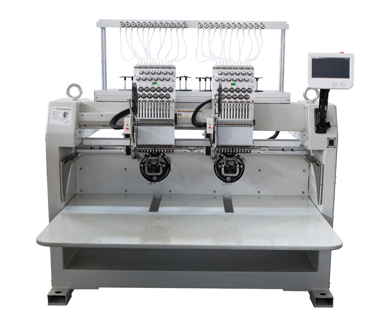 Double-headed device embroidery machine YSS1202