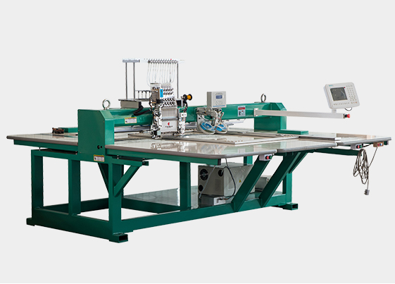 Knowledge of computer embroidery machine