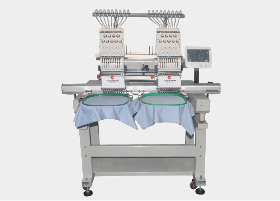 Embroidery processing of household embroidery machines