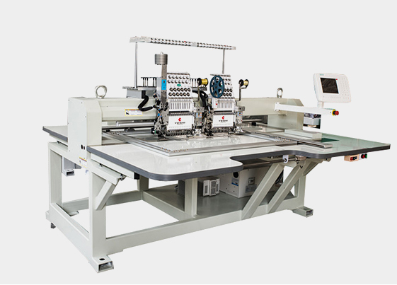 Embroidery electrical control system maintenance